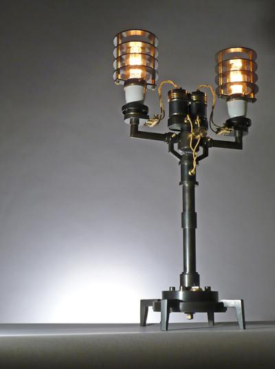 Frank Buchwald Machine Lights Light